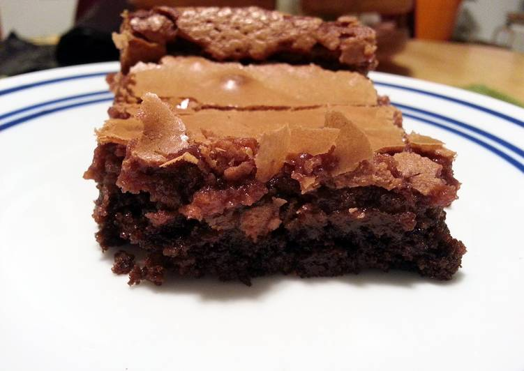 Ooey Gooey Chocolate Butter Cake