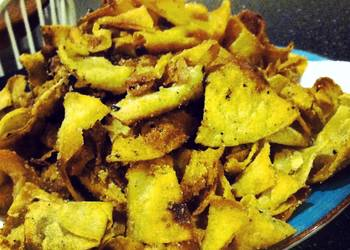 Easiest Way to Prepare Appetizing Churro Chips