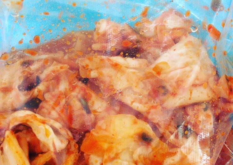 Easiest Way to Prepare Award-winning Easy Kimchi
