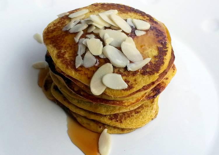 Paleo Pancake/ Banana And Eggs