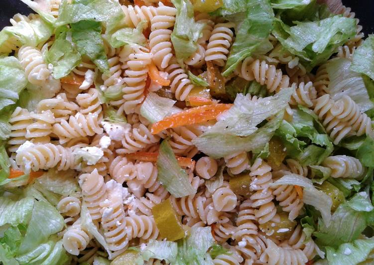 T's Turkish Cold Pasta Salad