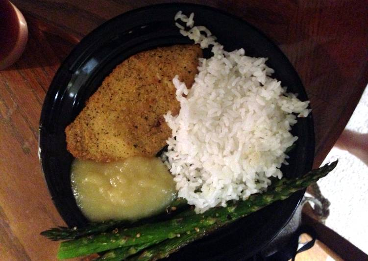 How to Make Speedy Tilapia And Asparagus