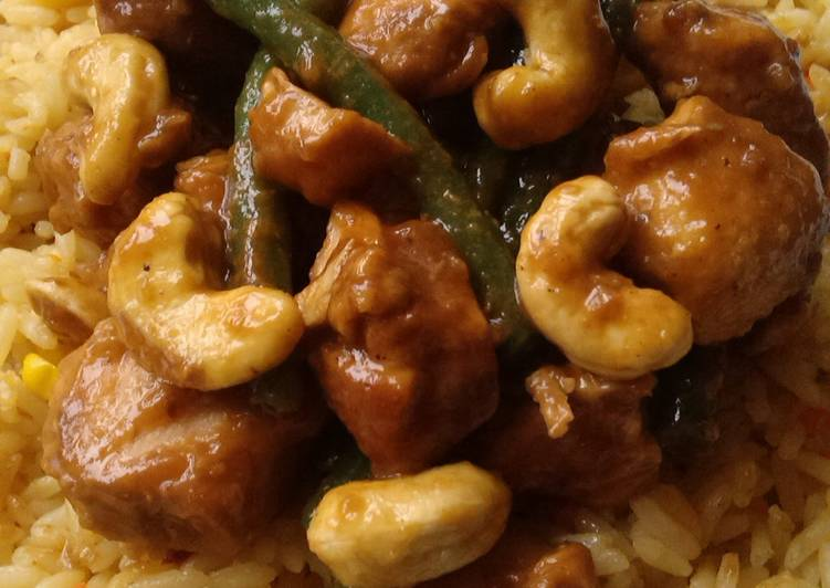 How to Cook Perfect Vickys Slow Cooker Cashew Chicken & Green Beans, GF DF EF SF
