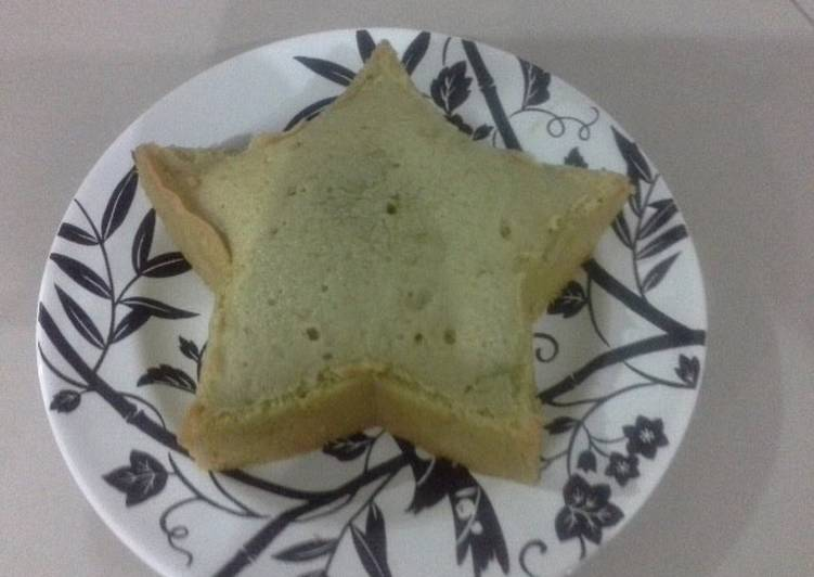 How to Prepare Appetizing Matcha Pound Cake