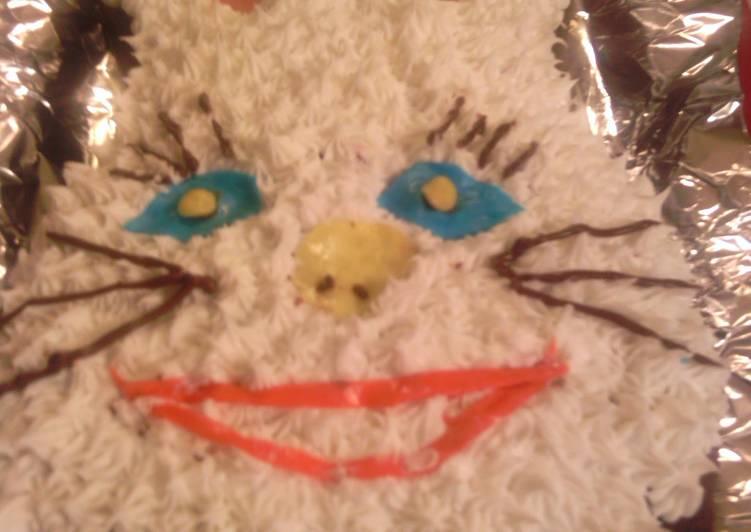 My Bunny Carrot Cake