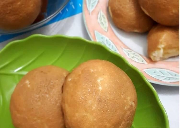 Resep Mexican Bun / roti O Terbaik