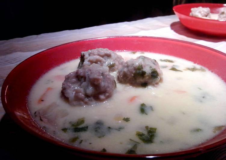 Meatballs with White Sauce, Heart Friendly Foods You Should Eat