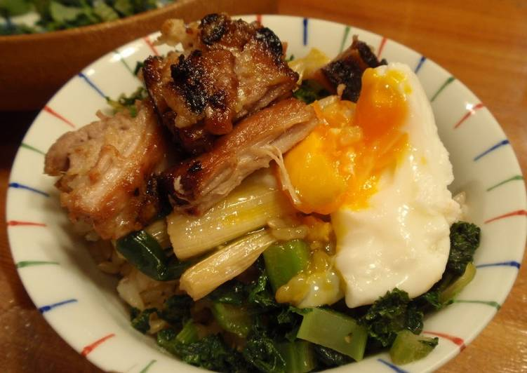 Recipe of Perfect Tender Char Siu Don Rice Bowl- Manly Cooking!