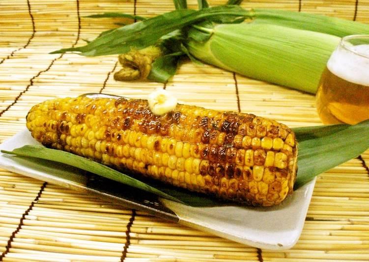 Hokkaido-Style Corn on the Cob