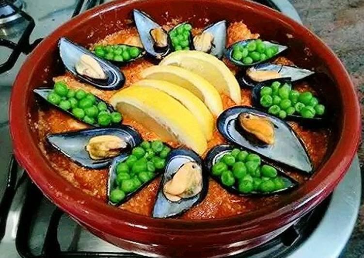 Monkfish casserole