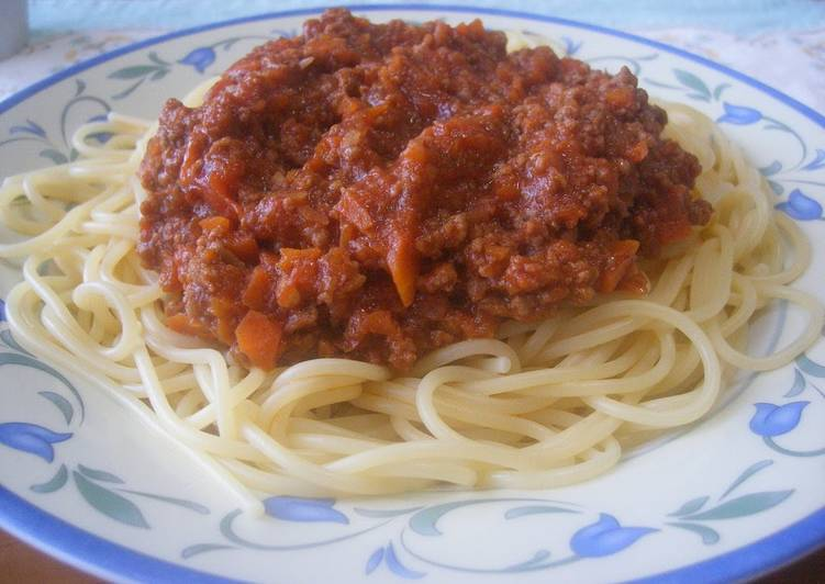 Easy! Tasty! Basic Meat Sauce, Discover The Facts Regarding Superfoods