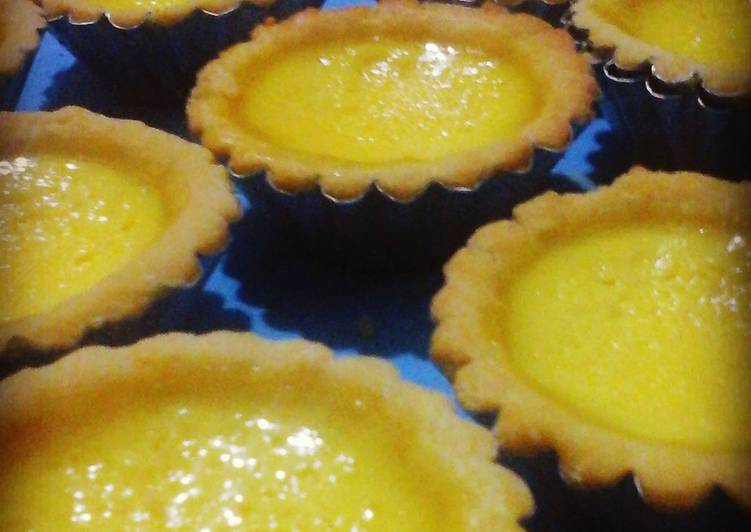 What are some Dinner Ideas Award Winning Egg Tart (Pie Susu)