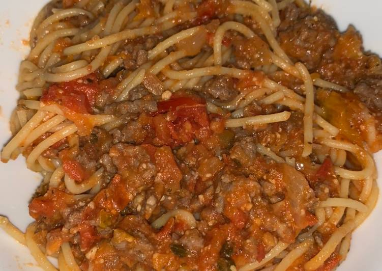 Simple Way To Make Any Night Of The Week Spaghetti Bolognese Best Recipes