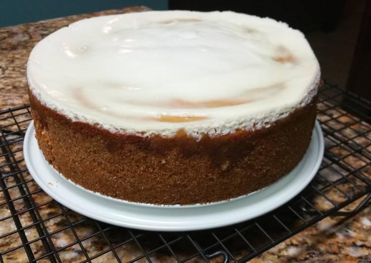 Step-by-Step Guide to Prepare Speedy Pumpkin cheesecake