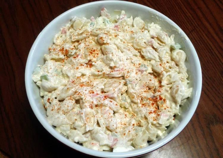 sarah's crab salad