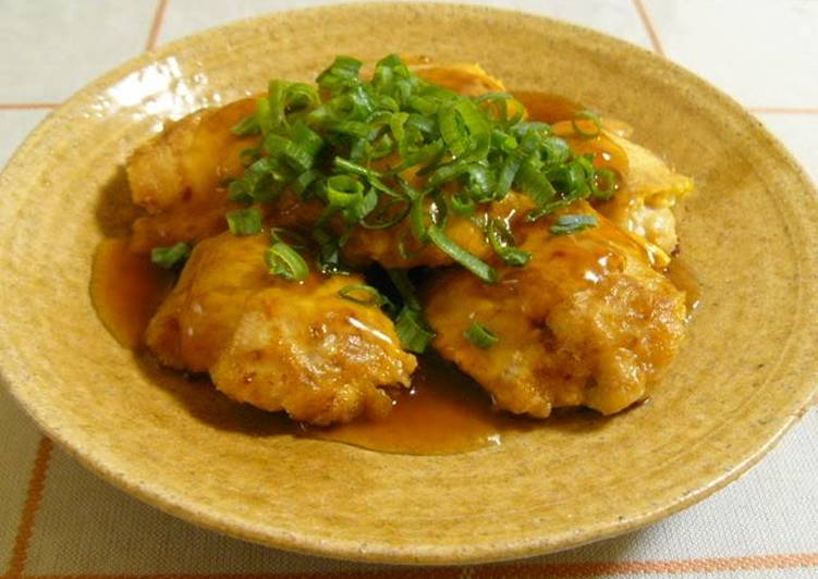 Recipe of Most Popular Chicken Piccata With Thick Chinese Sauce