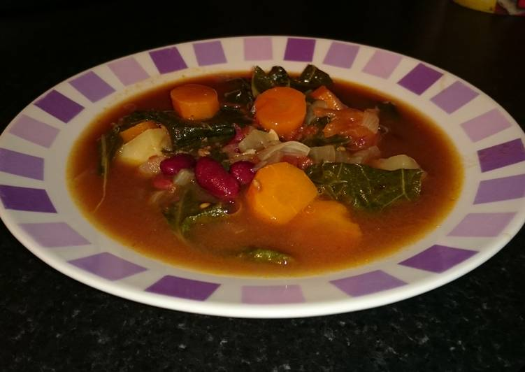 Simple Cabbage Soup, Helping Your Heart with Food