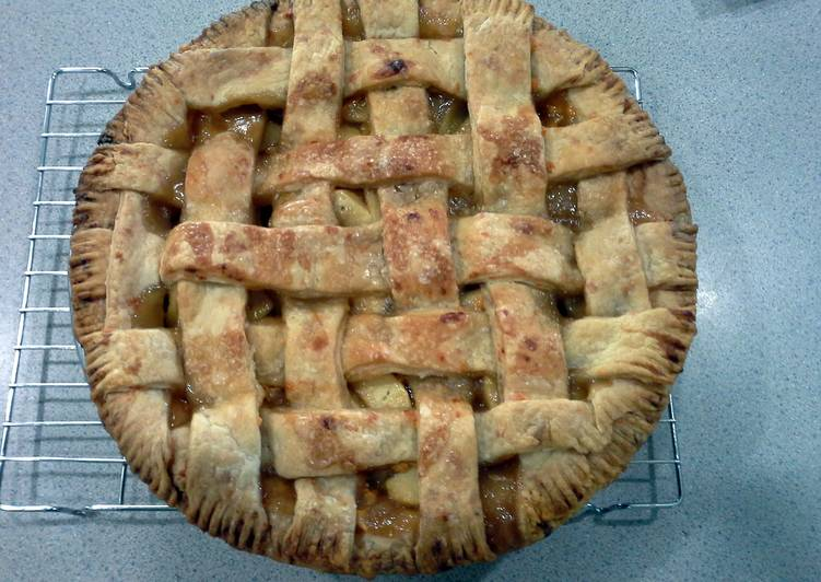 Easiest Way to Make Perfect Awesometastic Apple Pie