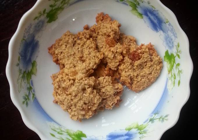 Cardamom, Oat Cookies