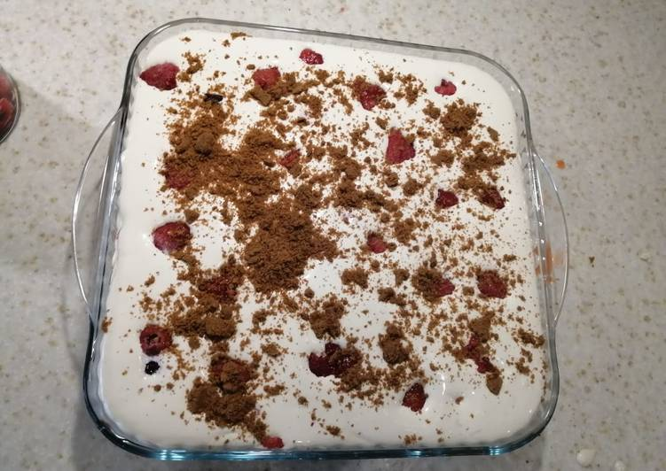 No Bake Lush Cheese Cake