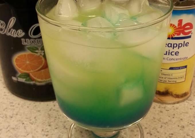 Turquoise Twist