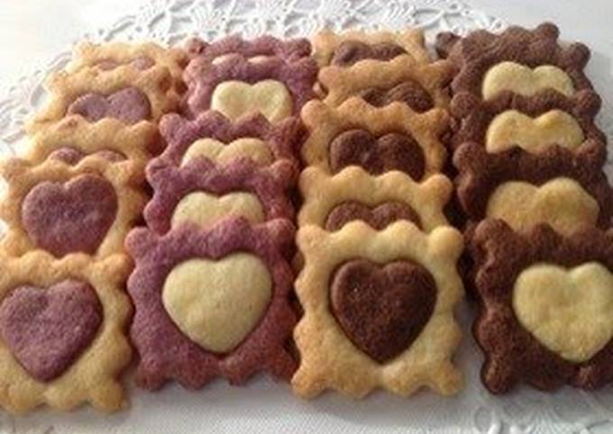 Easy Work Crunchy Cookie Cutter Cookies