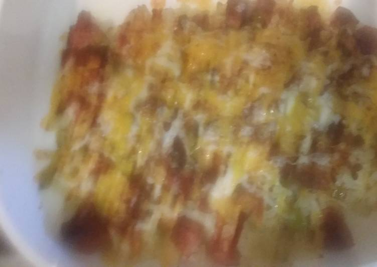 Southern Style Hashbrown