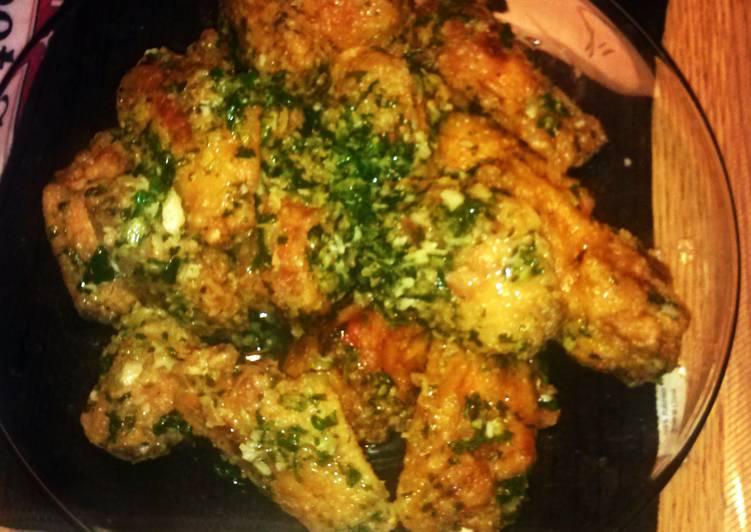 Vietnamese chicken wings