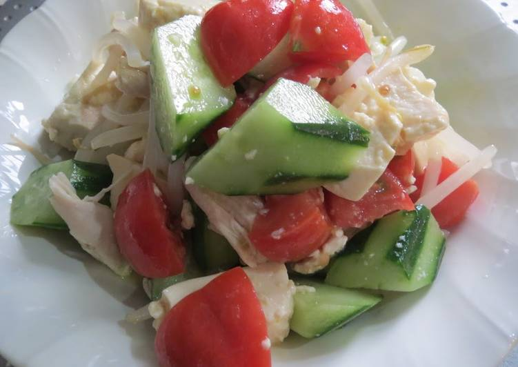 Simple Way to Prepare Any-night-of-the-week Filling Salad - Good for Dieting