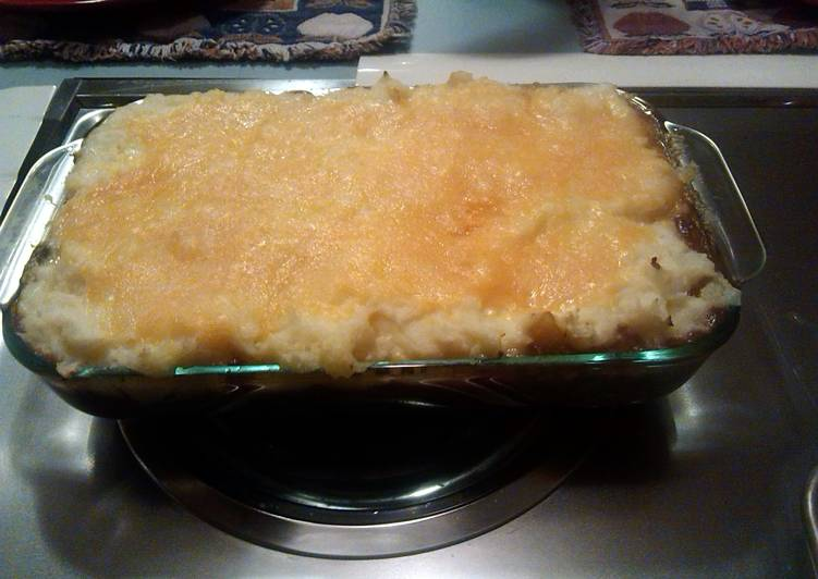 Shepherds Pie - Easy