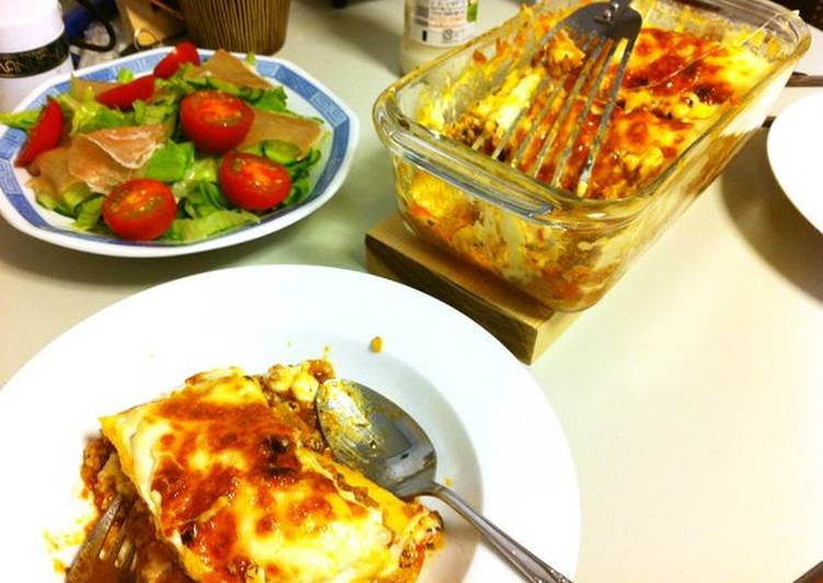 Dramatically Improve The Way You Homemade Lasagna