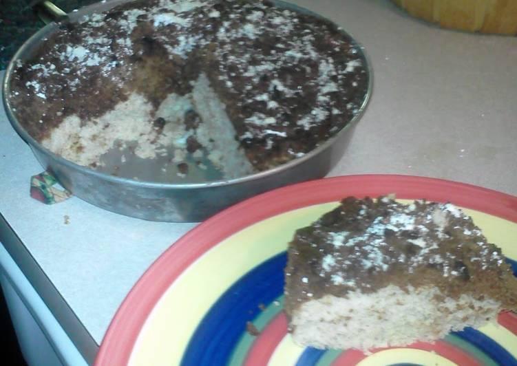 BJ's Streusel Coffee Cake