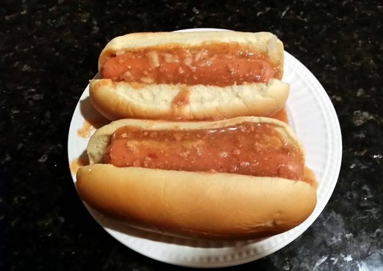 How to Prepare Yummy Hudson Valley Hot Wiener Sauce