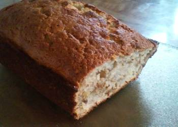 Easiest Way to Make Perfect Banana Nut Bread