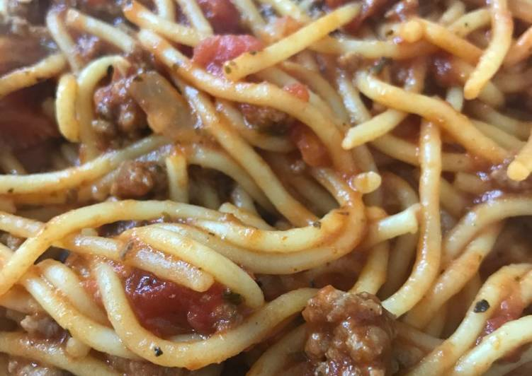 Easiest Way to Prepare Quick Instant Pot Spaghetti