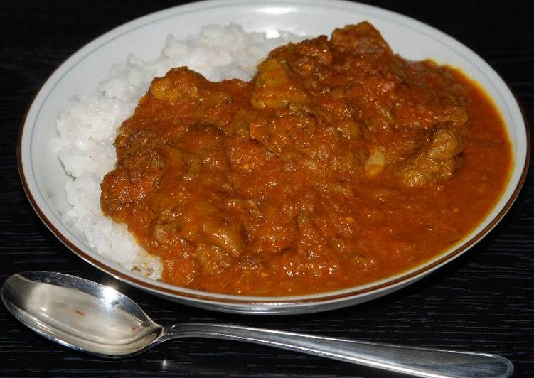 Simple Way to Prepare Favorite Authentic Indian-Style Beef Curry