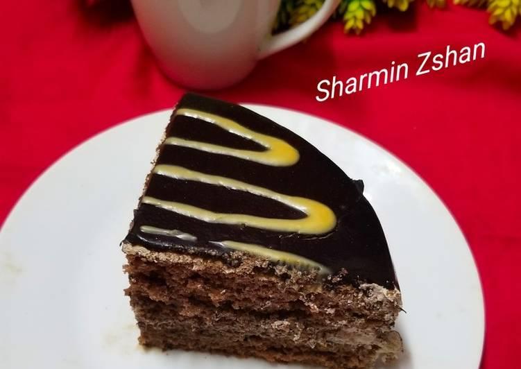 30 Minute Recipe of Fall Tripe chocolate cake