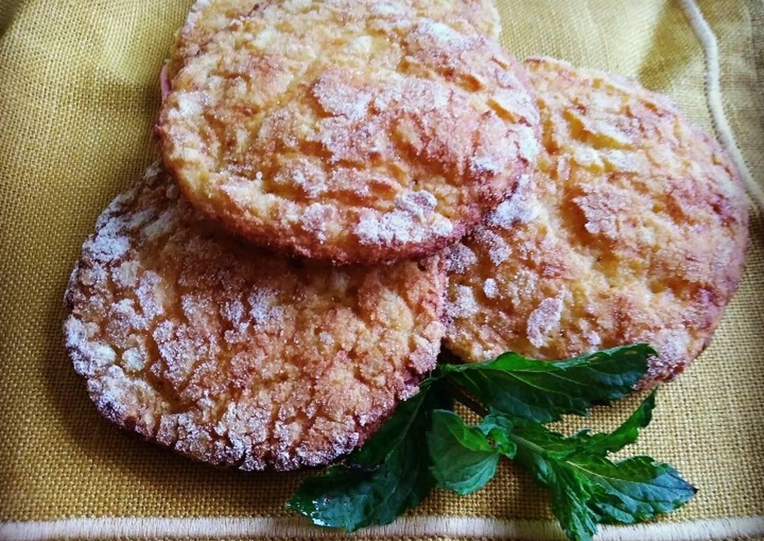 дома точно печенье с фото из кукурузной крупы когда ней нет