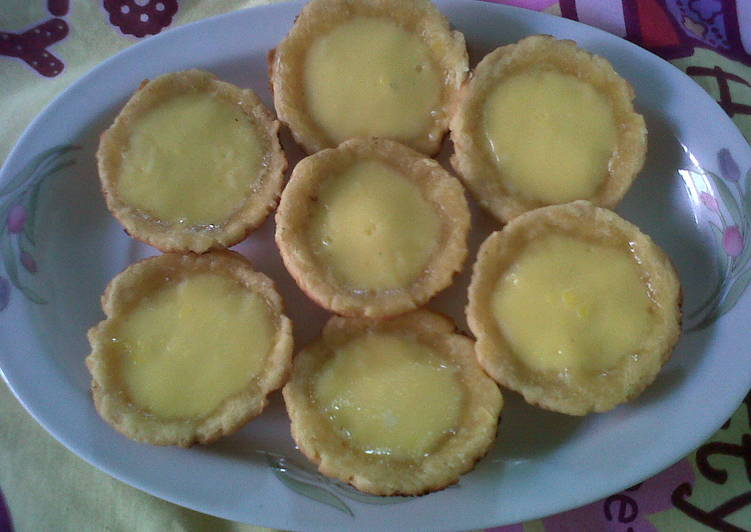 Resep Kue pie susu Favorit