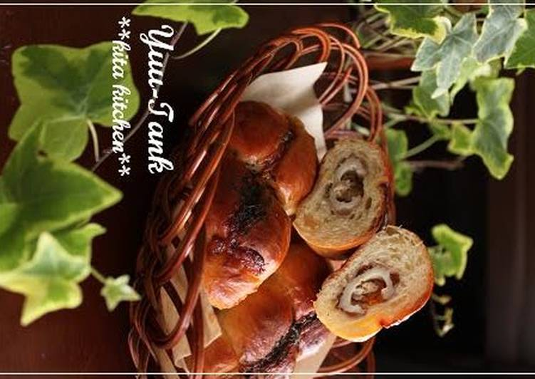 Recipe: Appetizing Hokkaido's Famous Chikuwa Bread