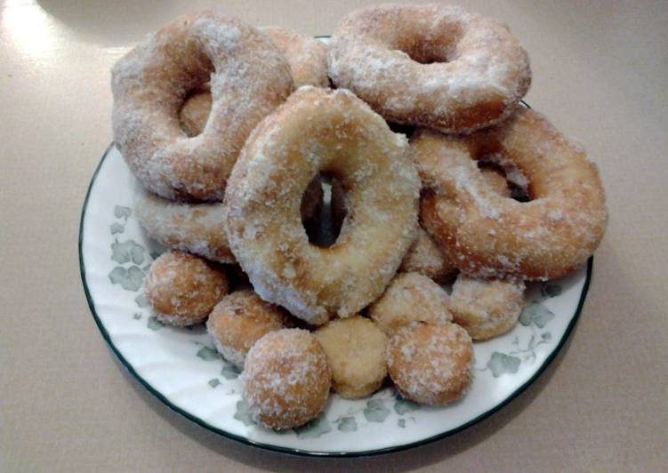 quick doughnuts