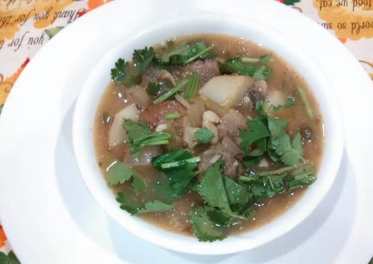 Green chilli lentil squash soup 辣椒🌶️小扁豆汤, Some Foods That Are Good For Your Heart