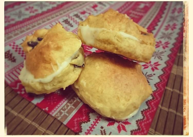 Petite Cookie Sandwiches