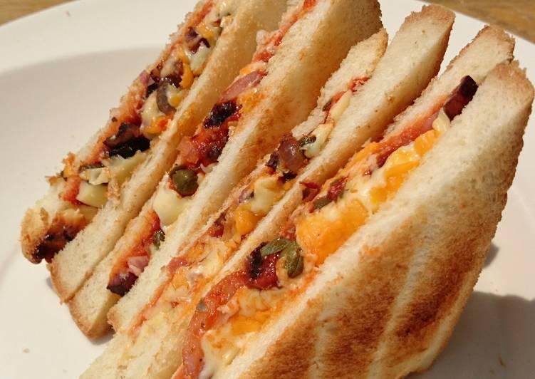 Pizza Sandwich