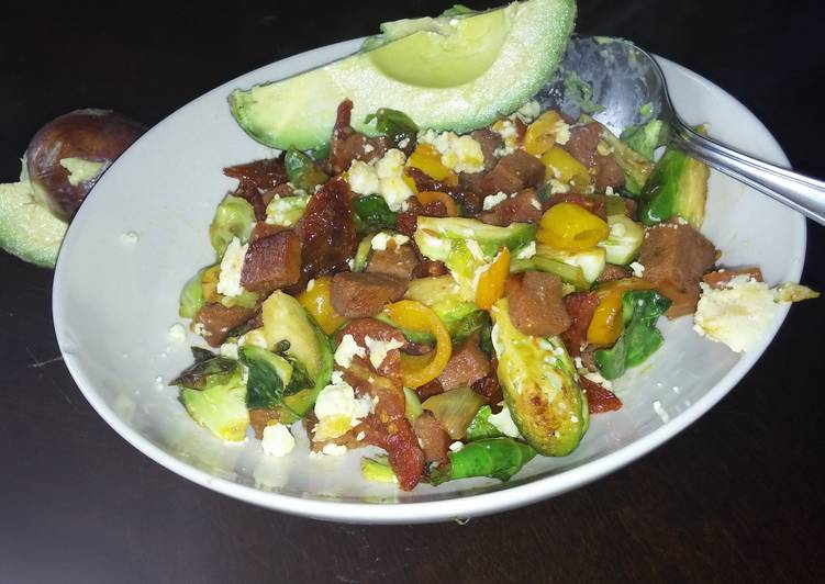 Step-by-Step Guide to Prepare Ultimate Chorizo Spam and Vegetables Saute