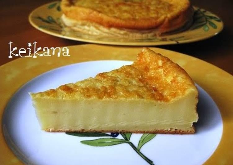 Steps to Prepare Ultimate Sweet Potato Cake Made with Pancake Mix