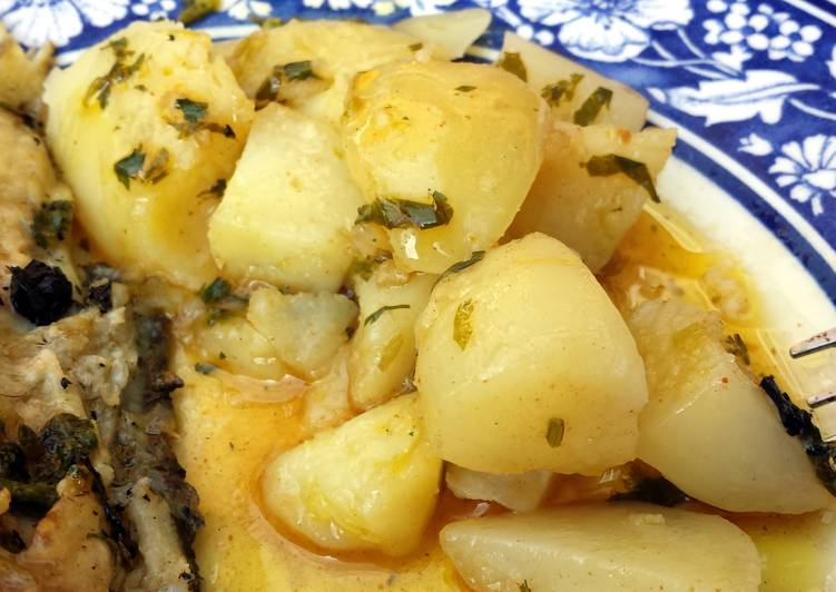 How to Make Ultimate Potatoes In Beer & Whiskey Sauce