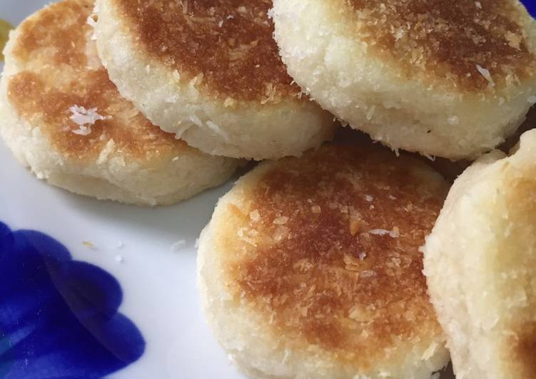 Recipe of Top-Rated Coconut biscuit
