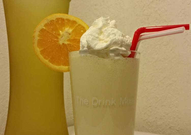 Grandmother's Dinner Ideas Special Four-Fruit Frosty