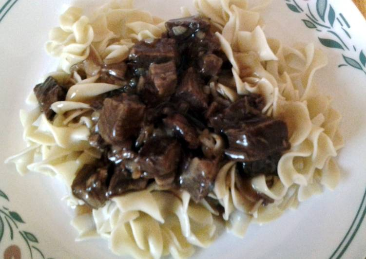 Your Health Can Be Effected By The Foods You Decide To Eat Beef and noodles